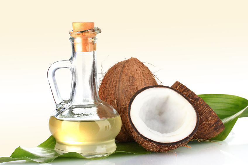 Wertvolles Kokosnussoel
