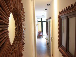 Räume der Massagepraxis